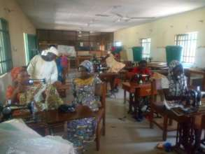 Some Recipients In The Tailoring School
