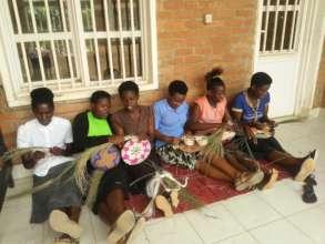 Isano Recipients Weaving #2