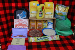 Food and Education Packs