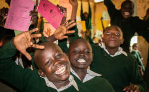 Give Hope to Kisumu's Children during COVID-19