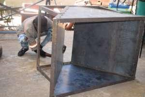 Manure spreader making process