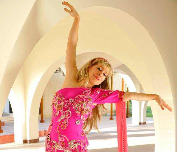 Bellydance classes in UK hospices and cancer units