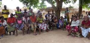 Togo villager women