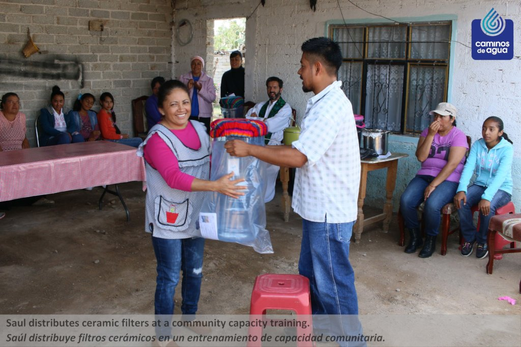 1 Million Liters of Safe Drinking Water in Mexico