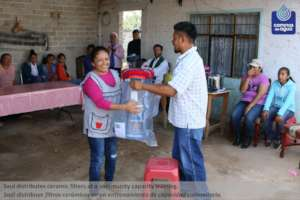 Distribution of Ceramic Water Filter