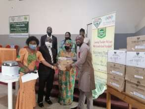 Instructional Materials -BOOKS Donated to Schools