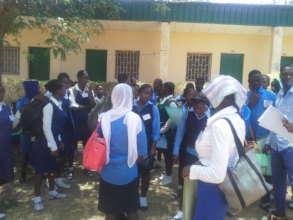 GIRLS EDUCATION ADVOCACY/MENTORING WORKSHOP