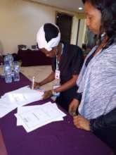 GEM Director signs MoU with TY Danjuma Foundation