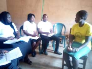BENEFICIARIES INTERVIEW AND FINAL SELECTION