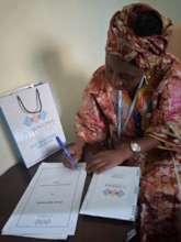 Signing of MoU with TY Danjuma Foundation