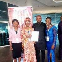 GEM Team at the Signing of MoU with TYDF staff