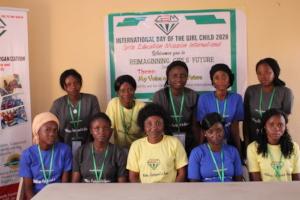 Reimagining girls future conference