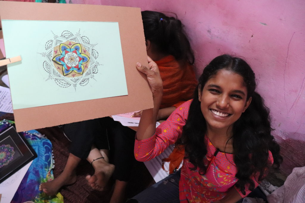 Empower 1500 girls in India to be Healthy & Safe!