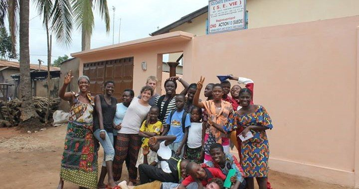Preventing Early Pregnancies in Togo