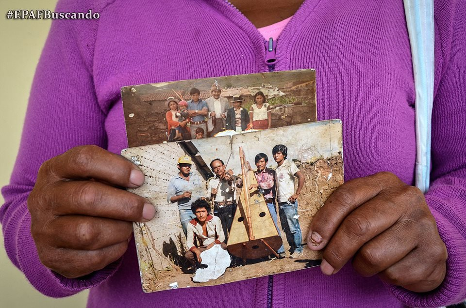 Help Families look for their Disappeared in Peru