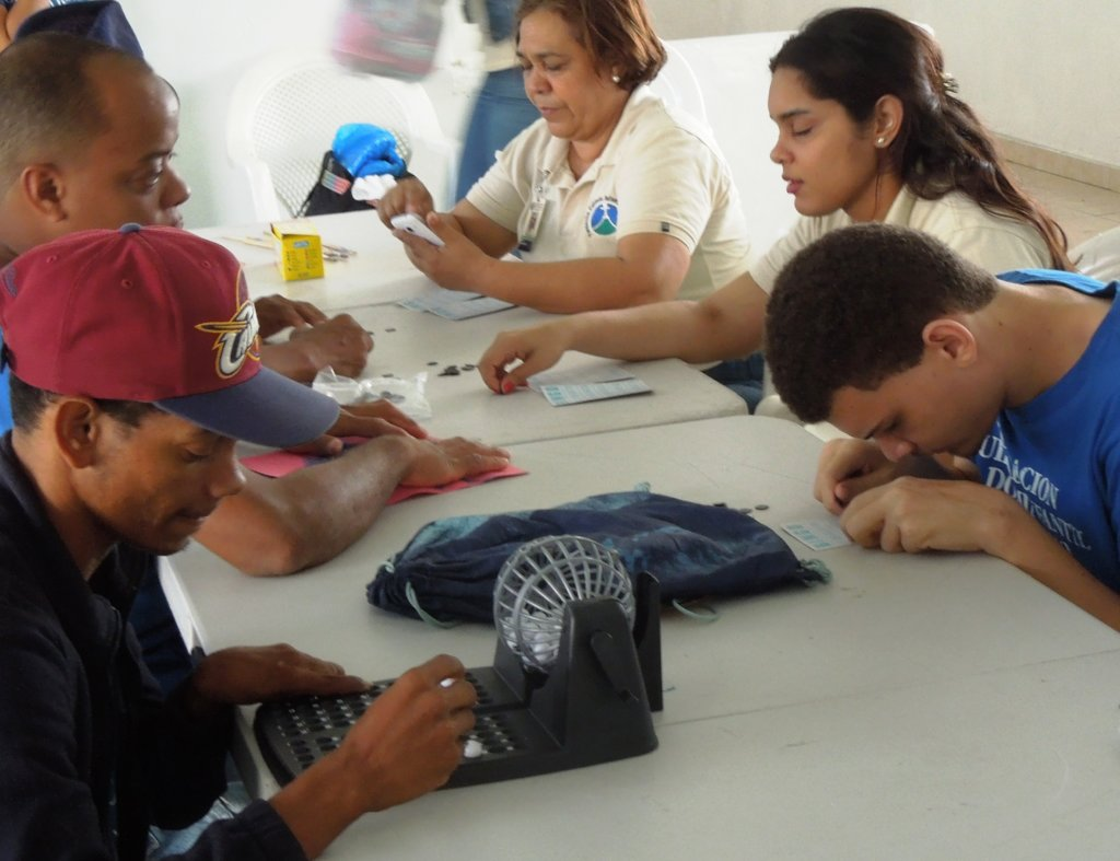 100 Dominican disabled children more independent
