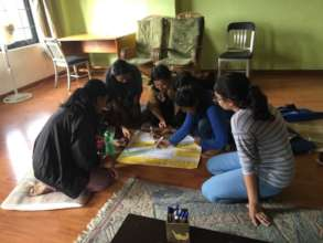 Young leaders of YWL program mentored by Nikiba