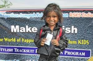Street children's world of Happiness !!