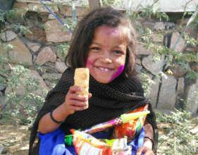 Sponsor Nutritious Meal for 200 Street Kids