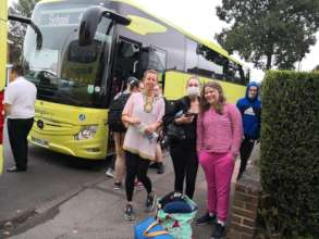 Coach trip to Thorpe Park Resort