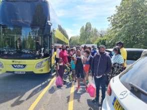 We took 60 people to London Zoo in May Half Term