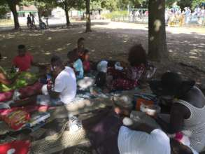 Our group Picnic of this Summer