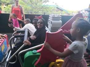 At the Legoland