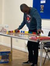 Play therapy to boost focus and life skills