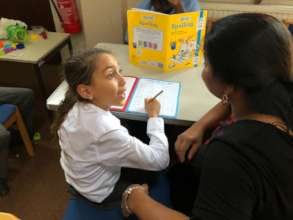 Tutoring on one to one support