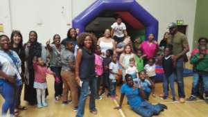 Family Fun Day with Bouncy Castles and soft play