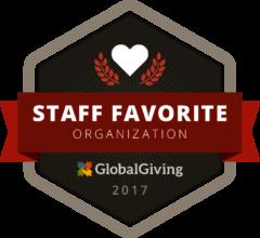GlobalGiving appreciates us