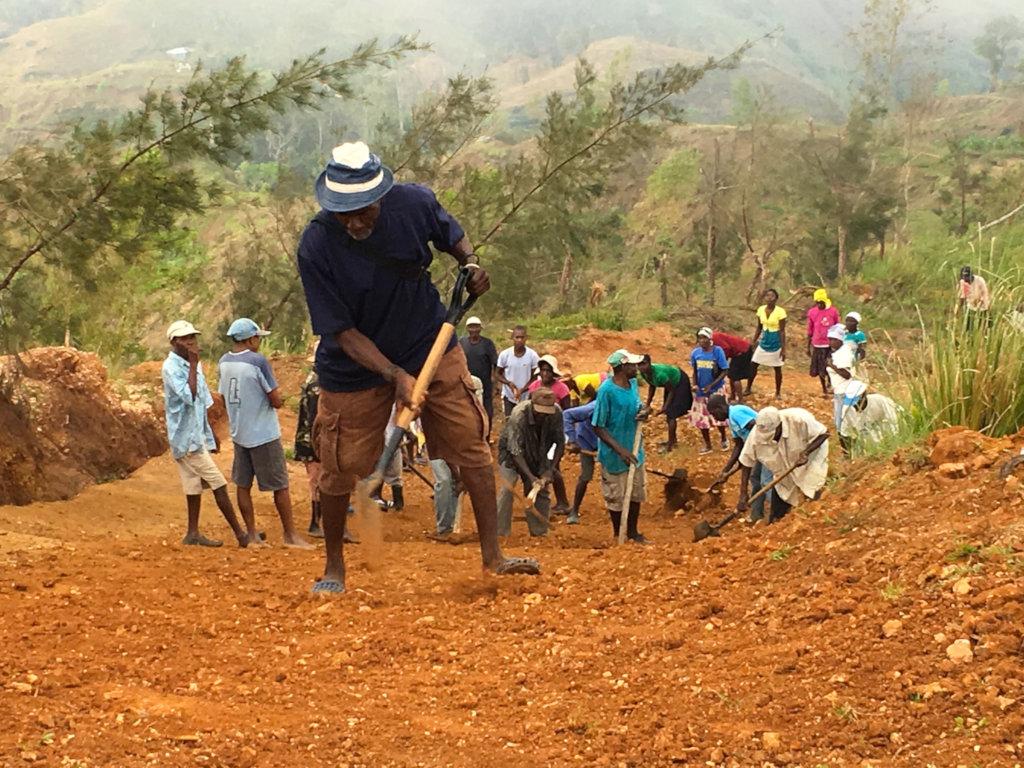 Clean Water-Sanitation Initiative for Rural Haiti