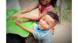 Give Sinks to 100 Schools in Cambodia and Vietnam