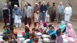 Project for school going children
