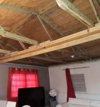 """Luz's """"Super Roof"""" - Interior"""