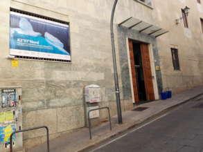 Photo exhibition advertisement in Cagliari