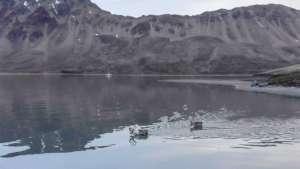 Untouched Svalbard Landscape by Mike Struik
