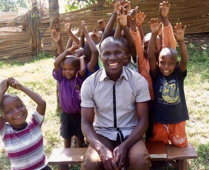 Help us send 40 children to school in Uganda