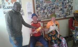 Save a Ugandan albino child from Skin Cancer