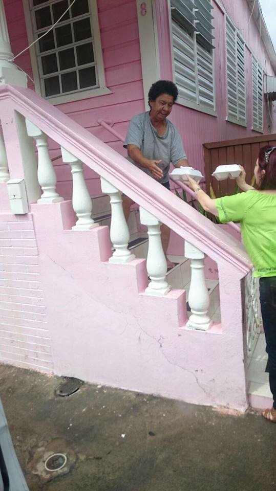 Feed Puerto Rico's Poor and Vulnerable