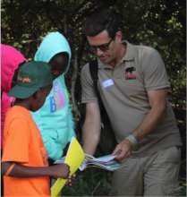 Field conservation education