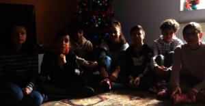 Casa Mea at Christmas