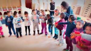 Workshops and Teacher Training in South Africa