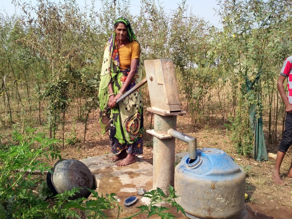 Access to Water for Rural Indian Families