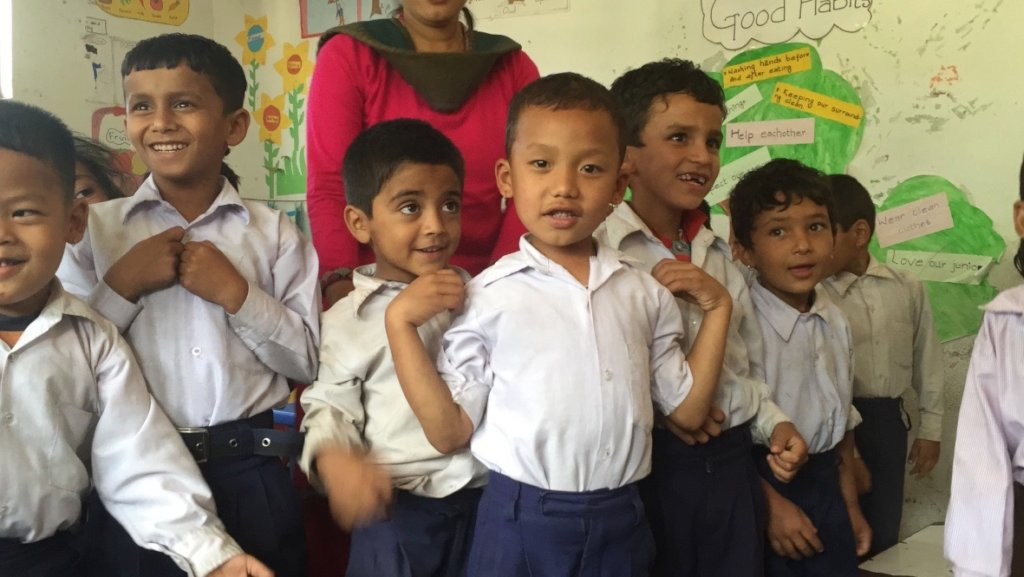 Help 370 Nepali Children Access Quality Education
