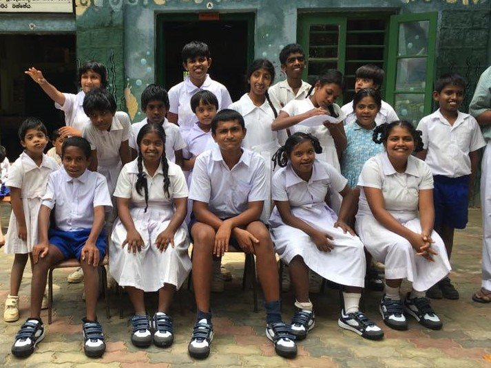 Educate 80 children with disabilities in Sri Lanka