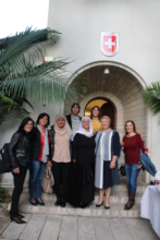 Grassroots leaders, Swiss Ambassador's residence