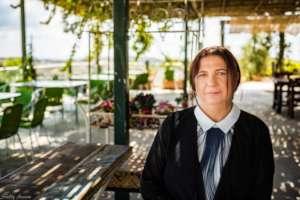 Samira, new local council member in Ossifiya
