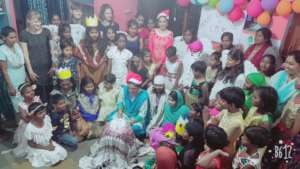 Christmas Celebrations at the Children Home