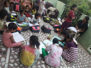 After School Tuition assistance to the Home Girls
